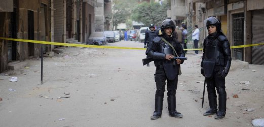 Seven dead in IS attack on bus carrying Egyptian Christians | New