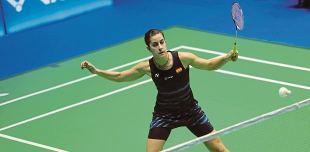 In-form Chen, Marin target gold in Glasgow | New Straits