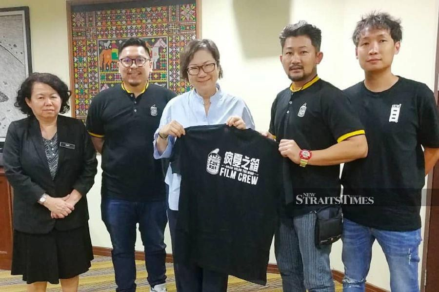 Crazed Below The Wind' movie to put Sabah on the world map