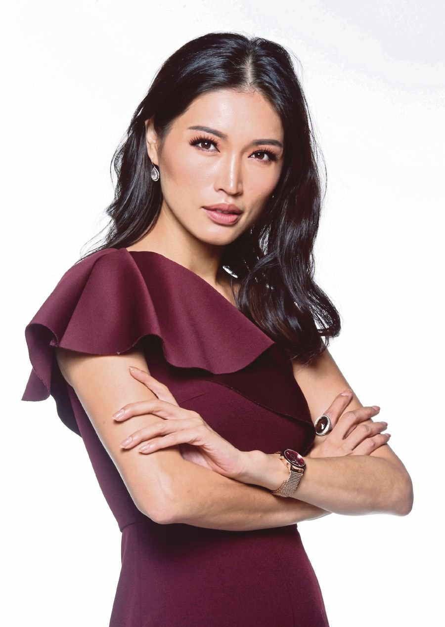 Sit Down with Amber Chia