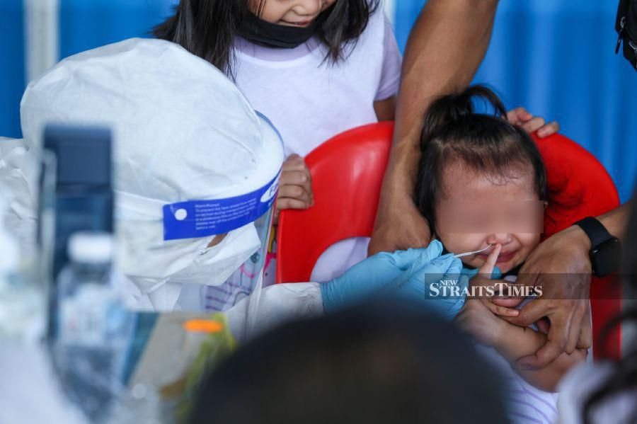 Ismail Sabri 48 261 Children Infected With Covid 19 In Malaysia So Far