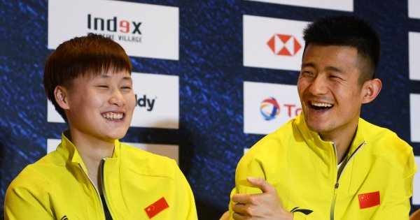 Badminton dragons hungry for Thomas Cup title