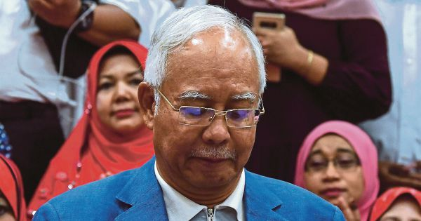 Report: Najib asked to be placed under witness protection