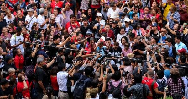 Hundreds in Bangkok mark anniversary of army crackdown