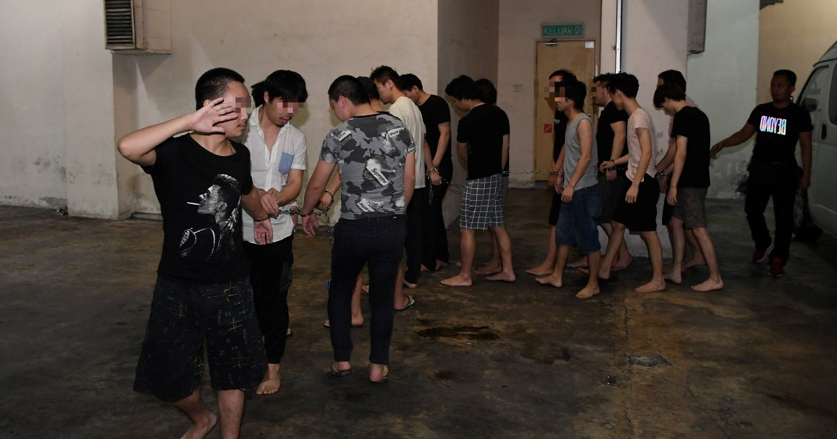 22 Chinese nationals charged with involvement in online gambling syndicate
