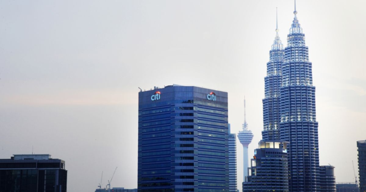 Citigroup to exit 13 consumer markets,including Malaysia