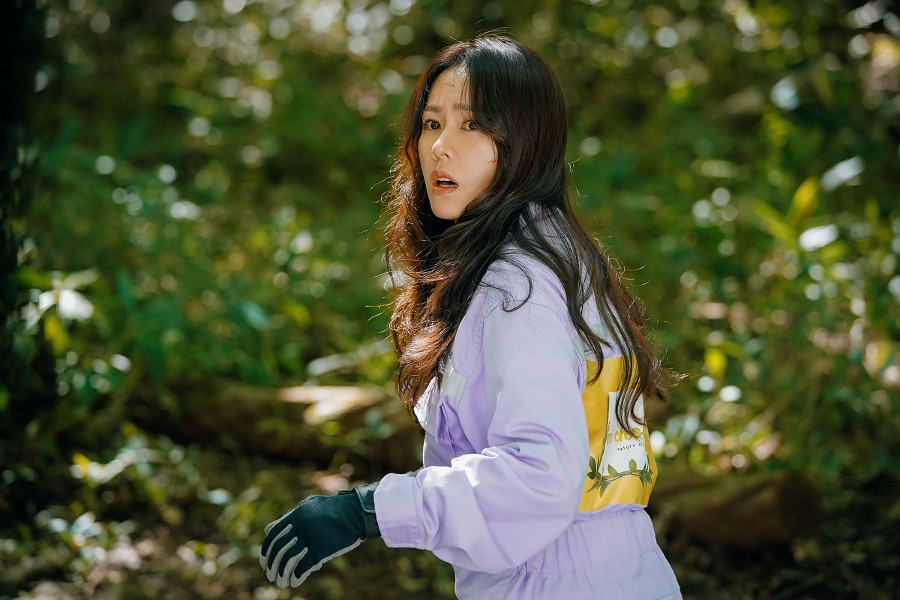 South Korea's biggest current television hit is a fantastical tale of a billionaire heiress who accidentally paraglides into the North and falls in love with a chivalrous army officer serving Kim Jong Un. -AFP/tvN