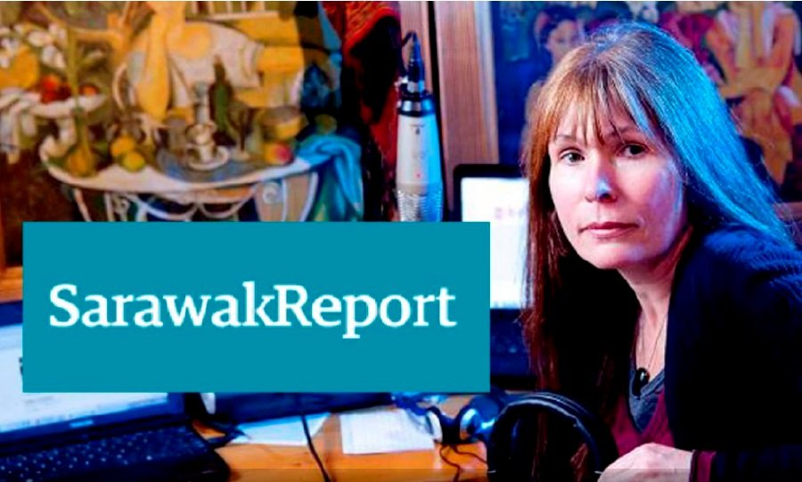Image result for claire of sarawak report