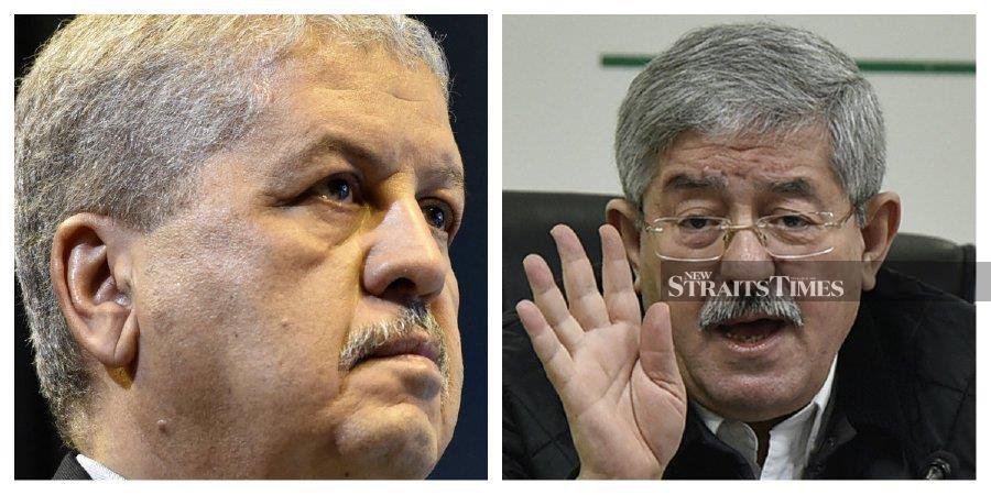 Algeria jails two former prime ministers days before presidential election