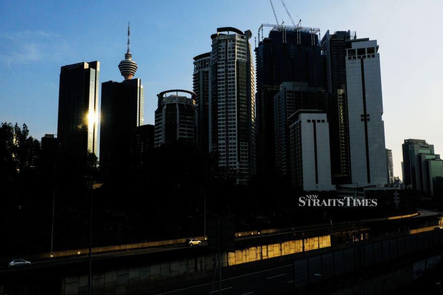 Malaysians should be proud to welcome the first digital Sukuk Prihatin, the beginning of sharing and trust economy in the new digital edge. - BLOOMBERG photo