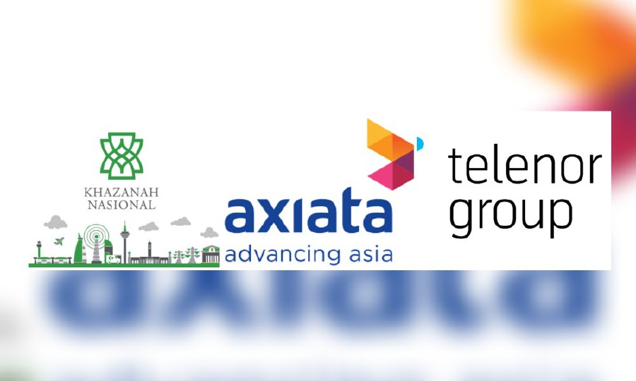 Khazanah Nasional Bhd and Telenor are in the early stages of exploring several possible scenarios including Telenor buying part of the wealth fund's stake in Axiata. -NSTP/File pic