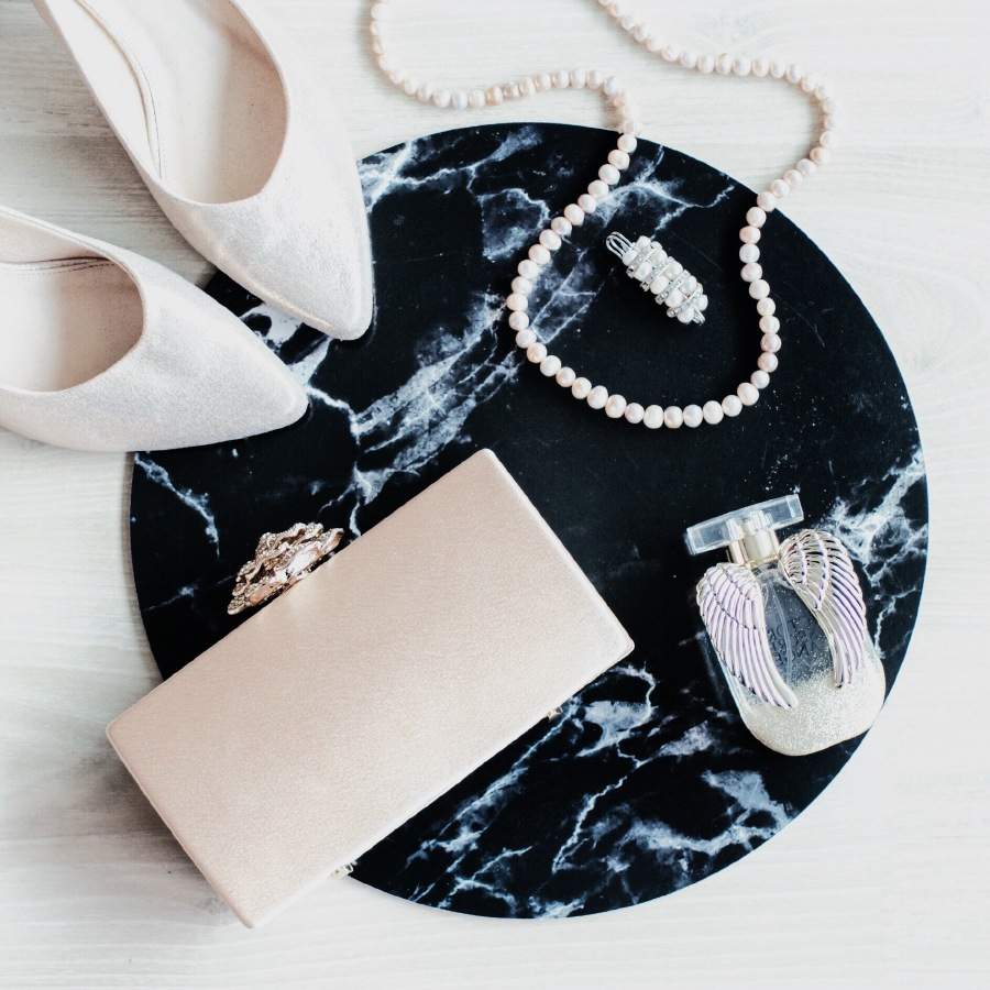 The Chic Initiative's statement clutches and minaudiere.