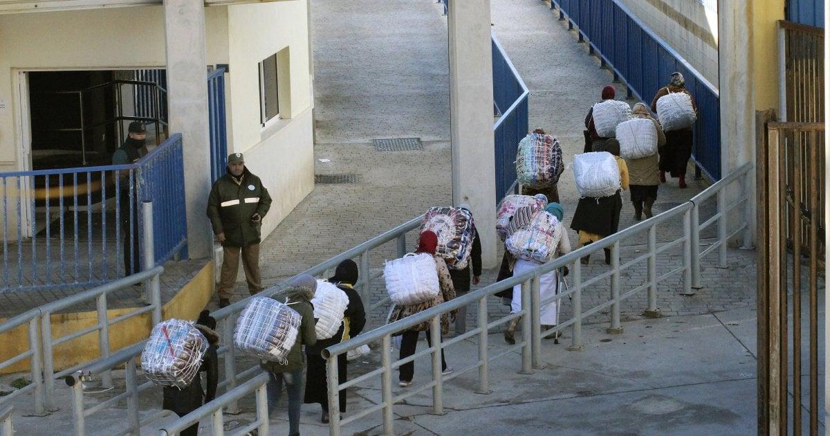 Several Injured In Stampede At Morocco Spain Border New