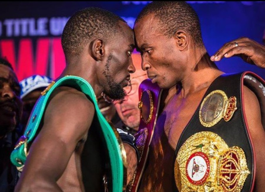 Terence Crawford KOs Julius Indongo, unifies four major titles