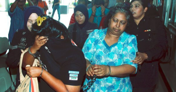 Elderly woman charged with murder of Indonesian maid, Adelina [NSTTV]