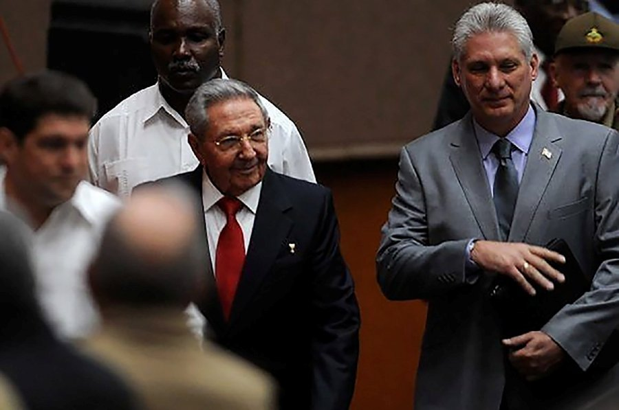 Cuba Appoints New Head Of State, Miguel Diaz-Canel