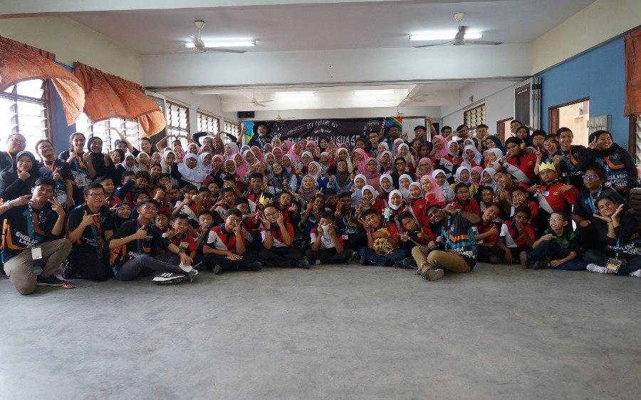 Learning At Upsi English Language Fun Camp