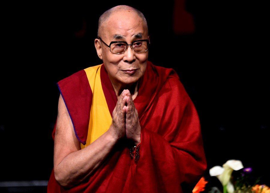 Dalai Lama nears full recovery from chest infection | New Straits