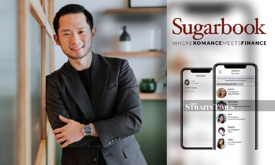 Sugarbook founder and chief executive officer Darren Chan believes that it is unfair to call for the app to be banned in Malaysia. -NSTP