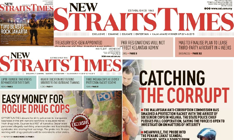 Versatile actress game to go nude | New Straits Times