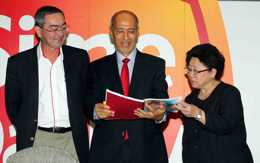 Malaysia's Sime Darby posts lower profit as industrial, logistics arms drag