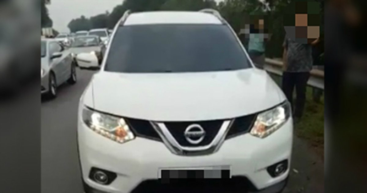 DBKL car involved in accident near Pedas; video goes viral ...