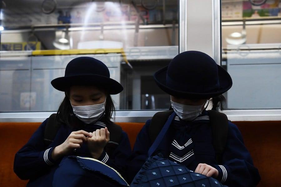 Japanese Health Ministry confirms first coronavirus death