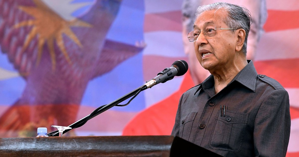 Dr M to look into claims of 'deep state' in the civil service