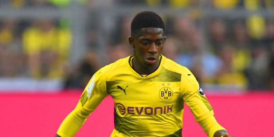 Borussia Dortmund will sell wantaway winger Ousmane Dembele to Barcelona if their price is met, the German club said. AFP