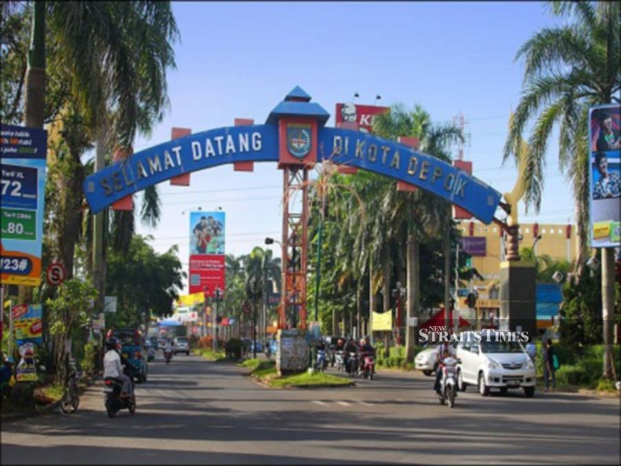 """The city Depok on Java island, where his family lives, has ordered officials to step up raids in housing areas to """"prevent the spread of (LGBT+) behaviour."""" NSTP/pix courtesy of allindonesiatourism.com"""