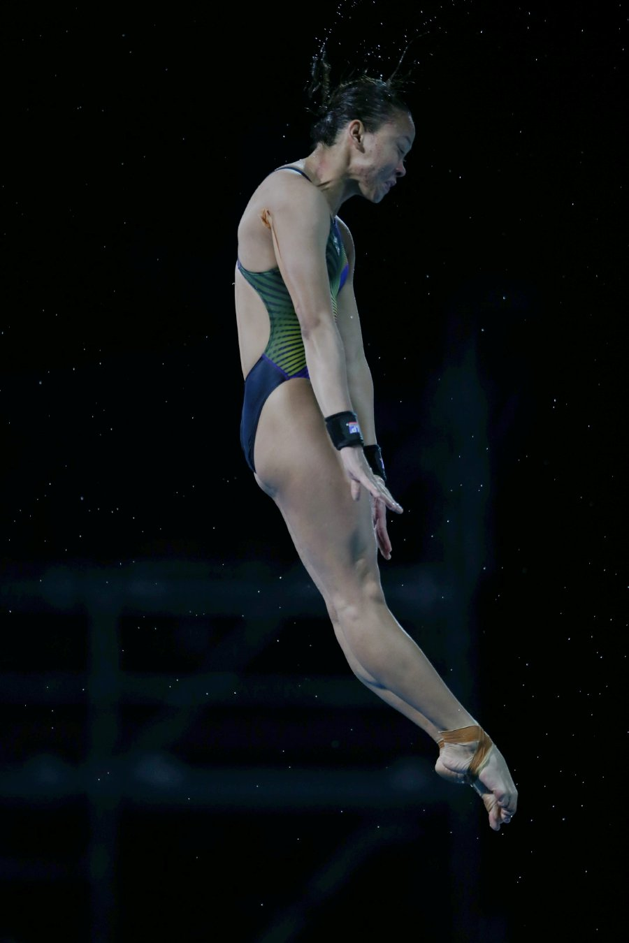 National diver Pandelela Rinong Pamg failed to raise her medal tally in the final leg of the 2018 Fina Diving World Series in Kazan, Russia, when she finished last in the women's 10m platform finals, yesterday. File pix