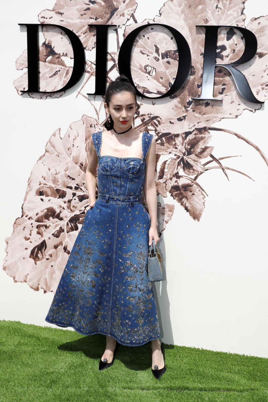 Dior Fashion Show Celebrates 70 Years Of Travelling Spirit