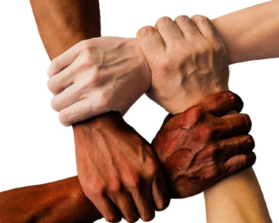 Appreciate the diversity, embrace humanity