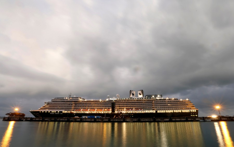 Thailand turns away stranded MS Westerdam cruise ship