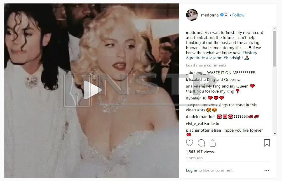 Showbiz: BTS' 'Waste It On Me' in Madonna's tribute to late
