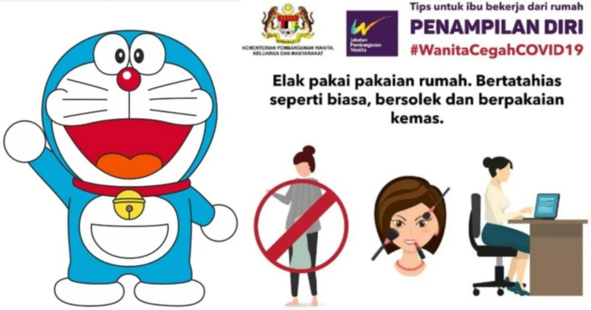 Health Ministry Takes A Dig At Doraemon Suggestion