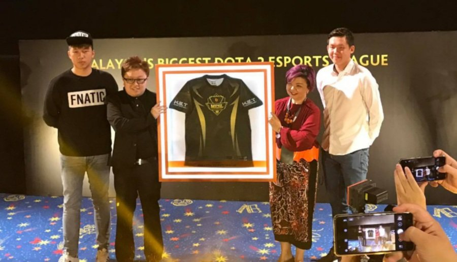 Malaysia's largest Dota 2 tournament announced, with RM500,000 at