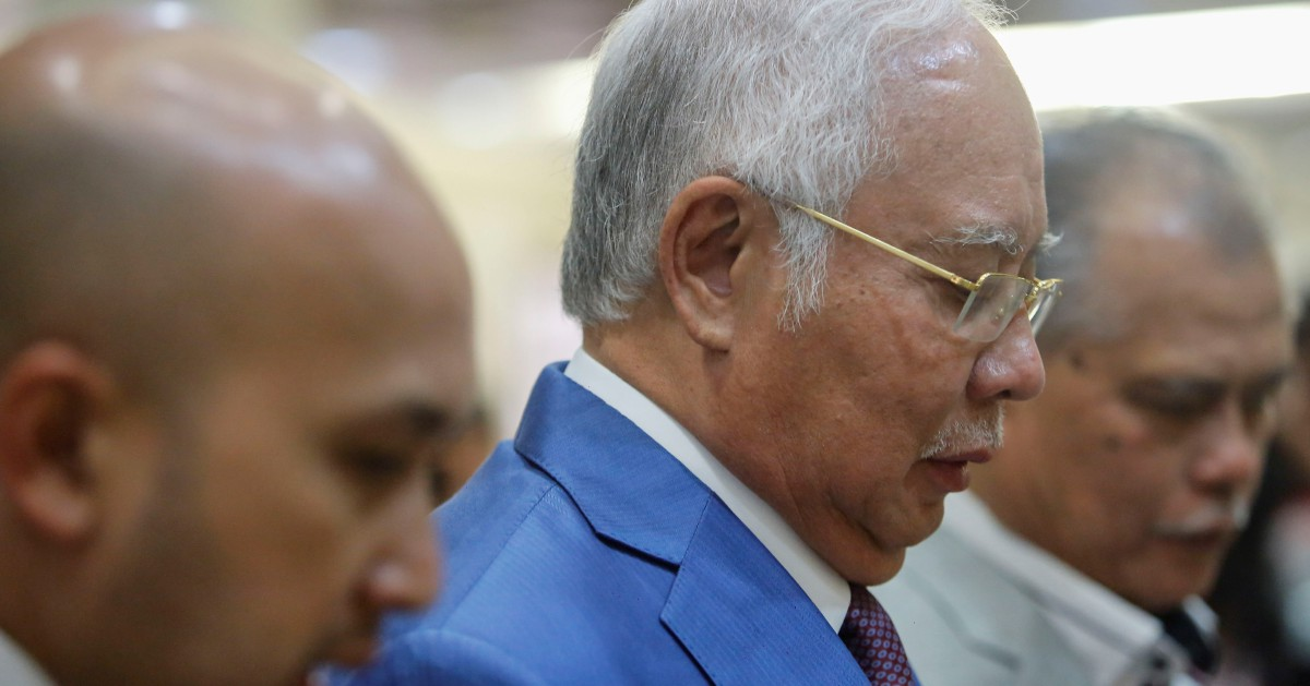 DPP: Overwhelming evidence to show Najib committed CBT