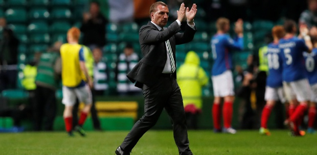 Rodgers granted permission to talk to Leicester by Celtic