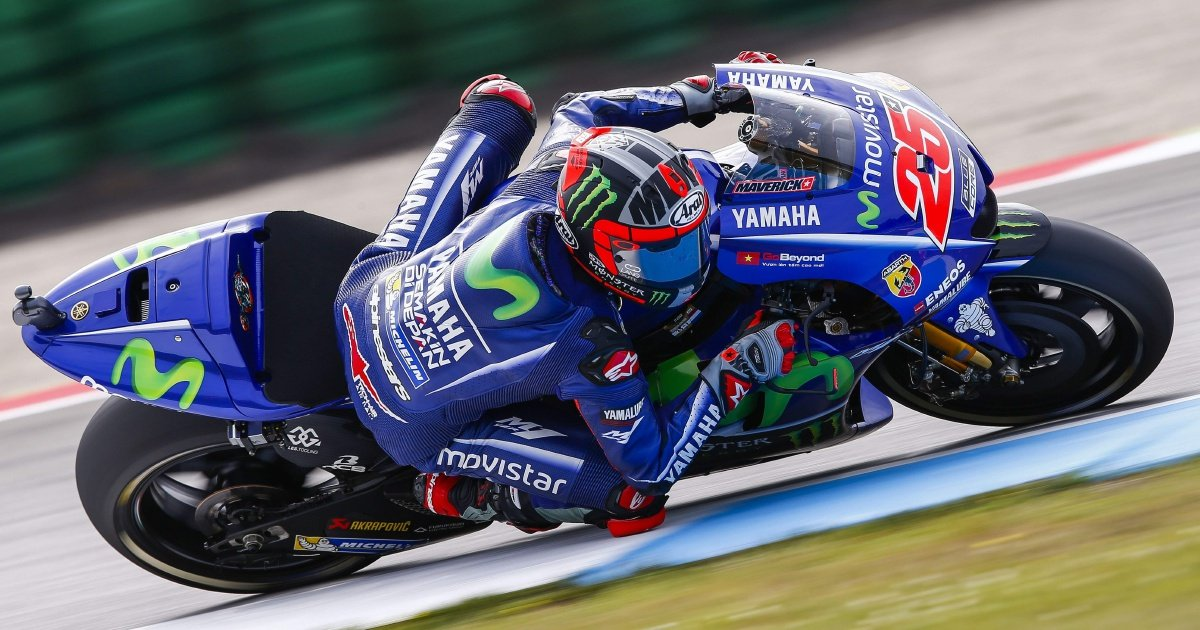 (Motorcycling) Vinales sets pace for Dutch GP