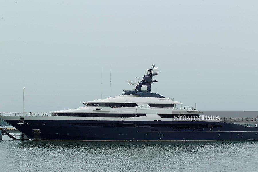 Jho Low's 1MDB-linked yacht is available to rent for $1 25