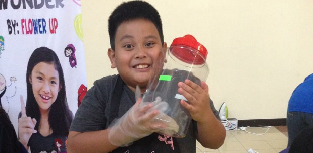 Turtle-ly devoted: KL boy bakes cookies to raise money for turtle conservation