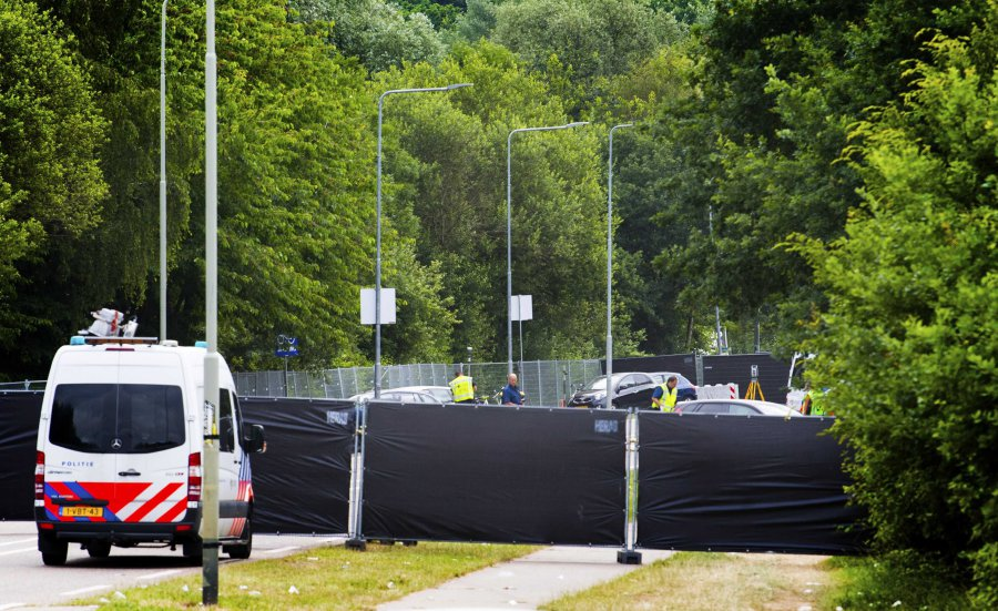 One person confirmed dead as van ploughs into crowd at PinkPop festival