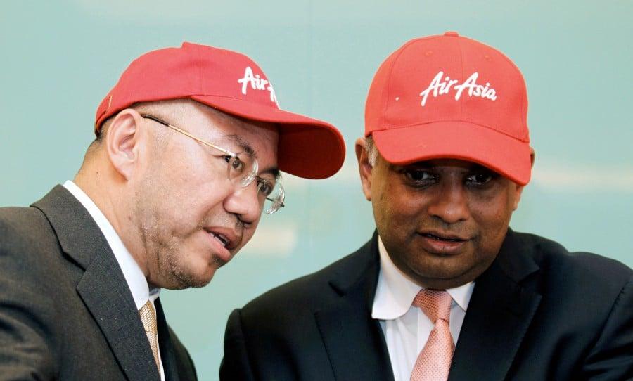Tony Fernandes Kamaruddin Meranun Bribery Scandal 2020 Kayaplus