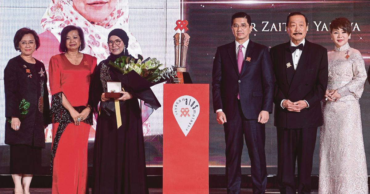MAF raises RM2.4mil to fight Aids