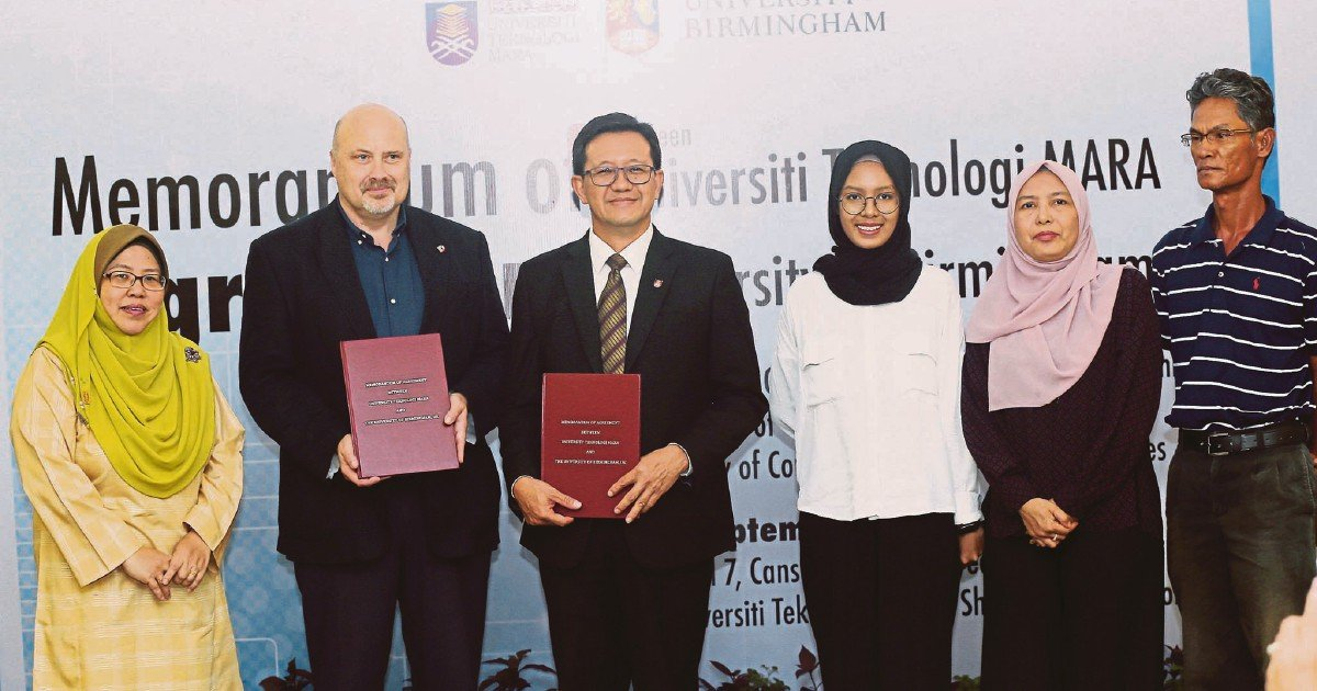 Dual Degree From Uitm And University Of Birmingham