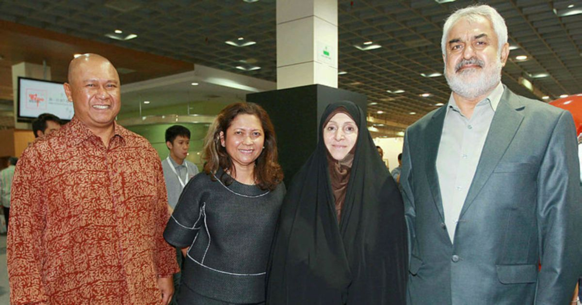 Iran envoy bids farewell