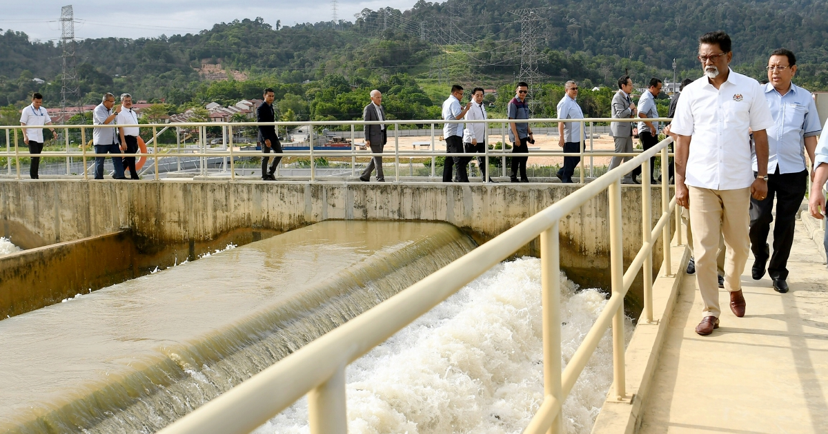 Japan's role in Pahang-Selangor water transfer project wins praise