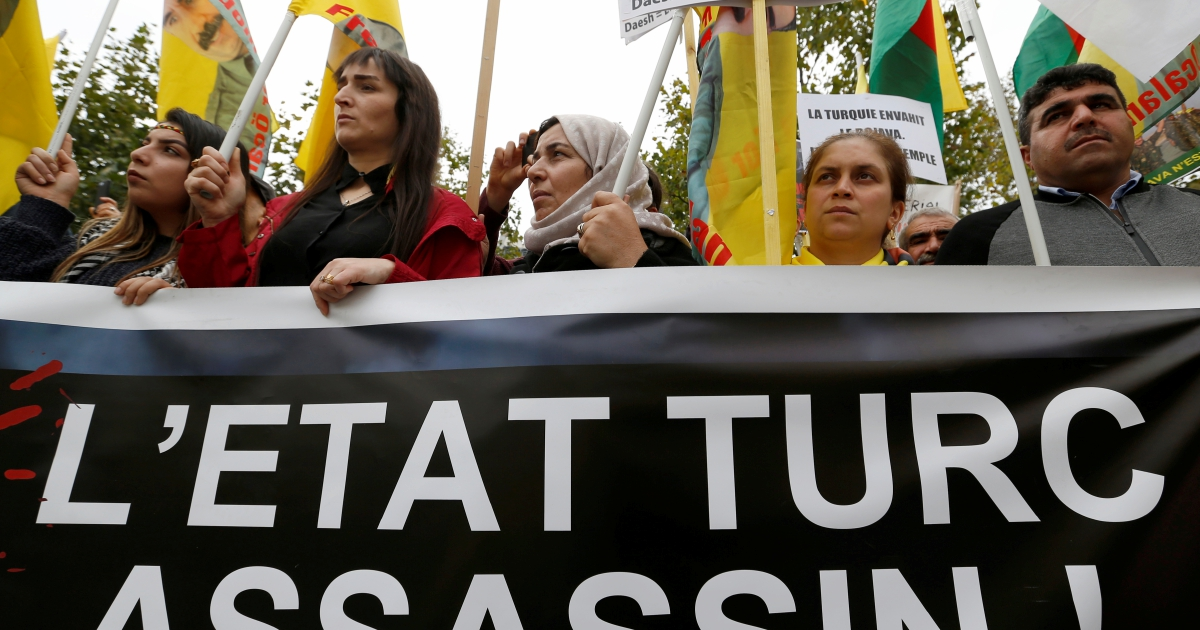 Kurds: A stateless people across four countries