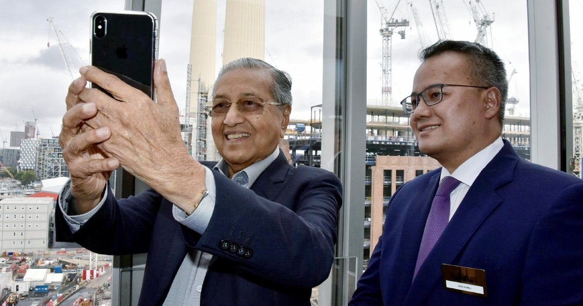 PM impressed with Battersea Power Station development project